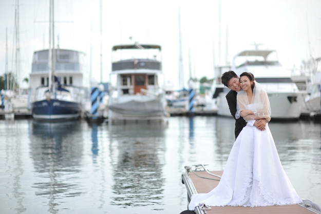 8 Pre-Wedding Shoot Locations in Singapore | The Knotty Affair